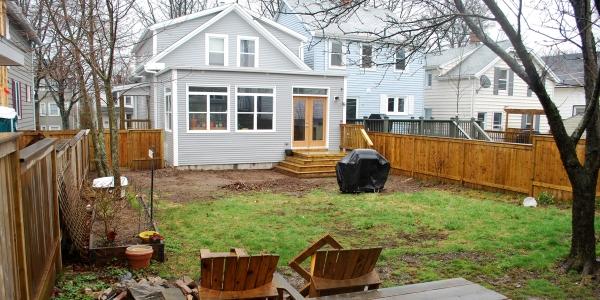 Backyard-house